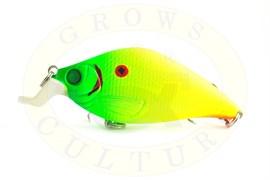 Воблер Grows Culture Laker 52мм, 7.5гр, 005
