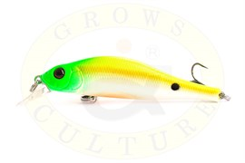 Воблер Grows Culture Swim Bait 80мм, 6гр, 008