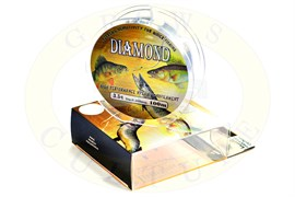 Леска Grows Culture Diamond (спиннинг) 100м, 0.234, 4.31кг