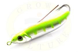 Grows Culture Minnow Spoon 6019, 70мм, 14гр, 001
