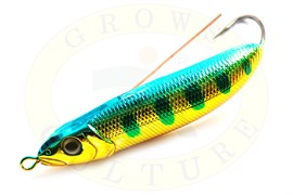 Grows Culture Minnow Spoon 6019, 70мм, 14гр, 004