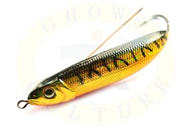 Grows Culture Minnow Spoon 6019, 60мм, 10гр, 014