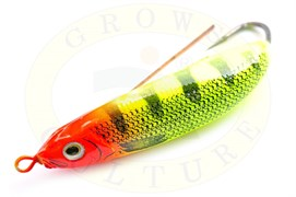 Grows Culture Minnow Spoon 6019, 60мм, 10гр, 015