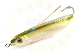 Grows Culture Minnow Spoon 6019, 60мм, 10гр, 008