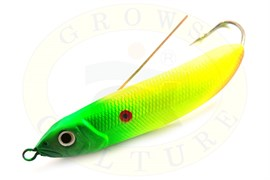Grows Culture Minnow Spoon 6019, 60мм, 10гр, 007