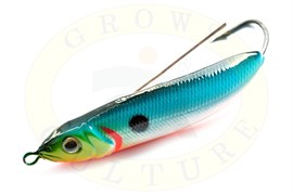 Grows Culture Minnow Spoon 6019, 60мм, 10гр, 012