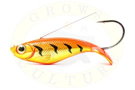 Воблер-незацепляйка Grows Culture Weedless Shad 90мм, 18гр, GFRT