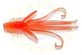 Нимфы Trout Red Bass 80мм, orange/silver