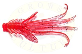 Нимфы Trout Red Bass 50мм, worm