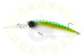 Воблер Grows Culture Drunken GC-1002A, 62мм, 6гр, 031-1