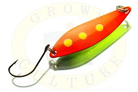 Grows Culture Trout Spoon 40мм, 3гр, 020