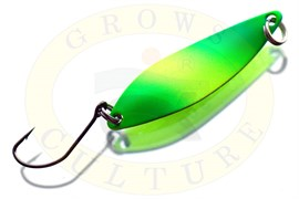Grows Culture Trout Spoon 40мм, 3гр, 014