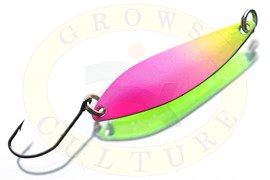 Grows Culture Trout Spoon 40мм, 3гр, 016
