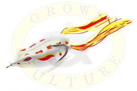 Grows Culture Frog Lure 014C, 4см, 6гр, 002
