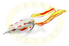 Grows Culture Frog Lure 014C, 6.5см, 18гр, 002