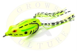 Grows Culture Frog Lure 014C, 6.5см, 18гр, 009