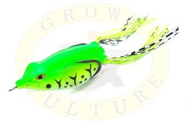 Grows Culture Frog Lure 014C, 6.5см, 18гр, 010