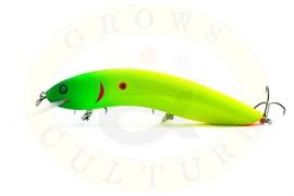 Воблер Grows Culture Flathead 120мм, 13гр, 005