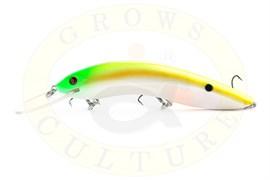 Воблер Grows Culture Flathead 120мм, 13гр, 008