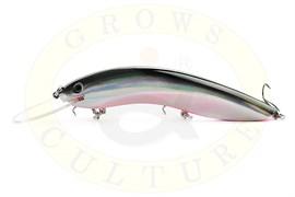 Воблер Grows Culture Flathead 120мм, 13гр, 001