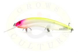 Воблер Grows Culture Flathead 120мм, 13гр, 018
