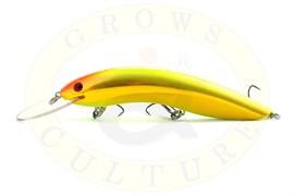 Воблер Grows Culture Flathead 120мм, 13гр, 011