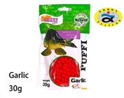 воздушное тесто PUFFI GRIZZLY baits Garlic