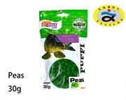 воздушное тесто PUFFI GRIZZLY baits Peas