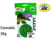воздушное тесто PUFFI GRIZZLY baits Cannabis