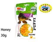 воздушное тесто PUFFI GRIZZLY baits Honey