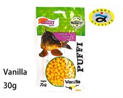 воздушное тесто PUFFI GRIZZLY baits Vanilla